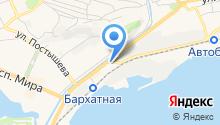 Stopline на карте