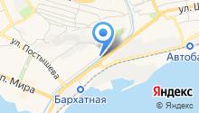 Sto Express на карте