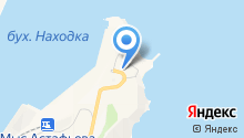 Алена на карте
