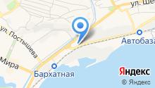 Benzo Кафе на карте