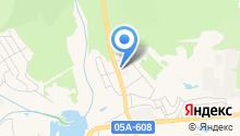 ДВ Шина на карте