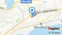 Кибер Касса на карте