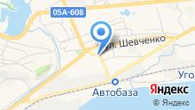АкваМакс на карте