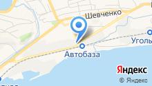 Артпостель на карте