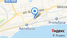 Авторемонт у Егора на карте
