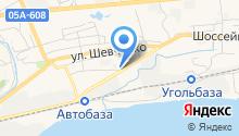 Автоэлектрика на карте