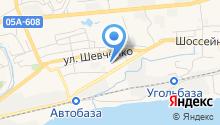 Алаид на карте