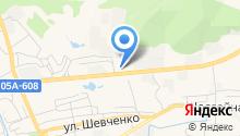Автовитрина на карте