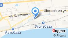 TRUCKING-DV на карте