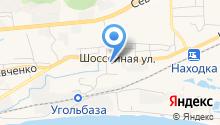 Истэк, ГК на карте