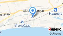 Ладдом на карте