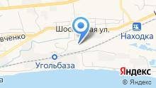 Атлас на карте