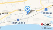 Алберо на карте