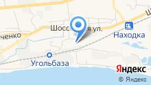 Иктина на карте