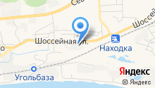 Жестянщик на карте
