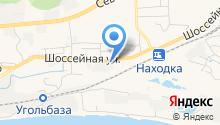Жестянщик-ДВ на карте