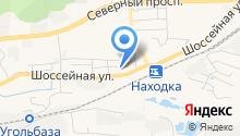АктивСтрой на карте