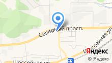 TARGET на карте