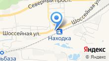 ДВК Восток на карте