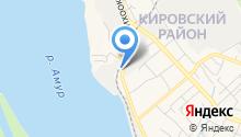 Автостиль-ДВ на карте