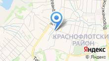 Остон ЖКУ на карте