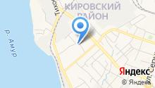 CyberPlat на карте