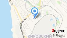 Хабаровская неотложка на карте
