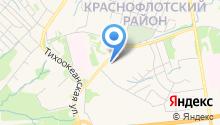 Akcent на карте
