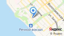 HANAMI на карте