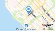 MeetMeat на карте