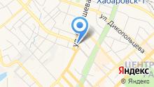 Dive27.ru на карте