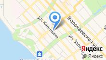 Gangnam cafe на карте