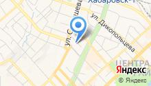 Вертекс-ДВ на карте