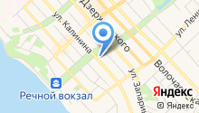 Fit Kombat на карте