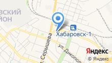 ATEX на карте