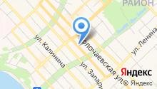 Рембытстрой на карте