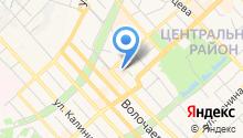 Студия красоты Алеси Бархатовой на карте