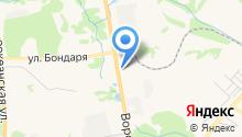 АРГО ДВ на карте