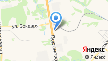 Ингвар-Авто на карте