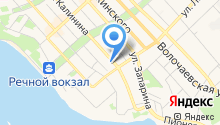 DVLinza.ru на карте