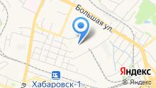 EcoStep-DV на карте
