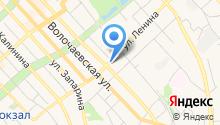 Бюро услуг на карте