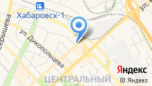 IBRAGIMOV TEAM на карте