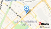 Средняя общеобразовательная школа №55 на карте