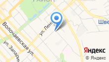 СКБ Приморья Примсоцбанк, ПАО на карте