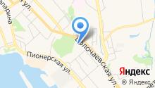 Станция скорой медицинской помощи, Управление здравоохранения на карте