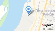 РАЙДОН на карте