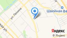 Центр авторазбора на танке на карте