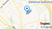 Макскомфорт ДВ на карте