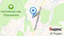 Хабаровский территориальный центр медицины катастроф, КГБУ на карте
